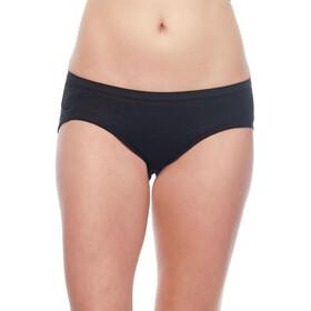 Icebreaker Meld Zone - Sous-vêtement Femme - noir